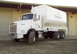 Kenworth Truck Spreader