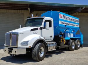 Kenworth Truck Spreader